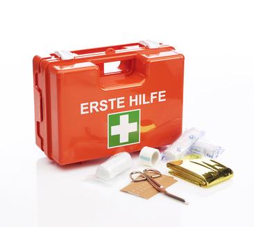 Erste-Hilfekoffer
